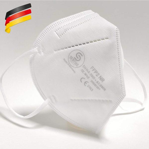 FFP2 Maske - hergestellt in Deutschland